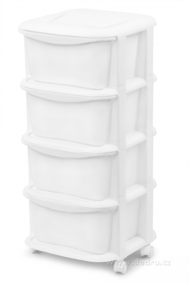 dedra plastový regál