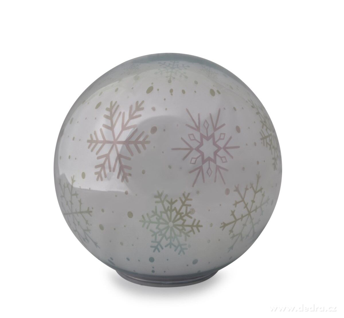 vánoční koule 3d efekty