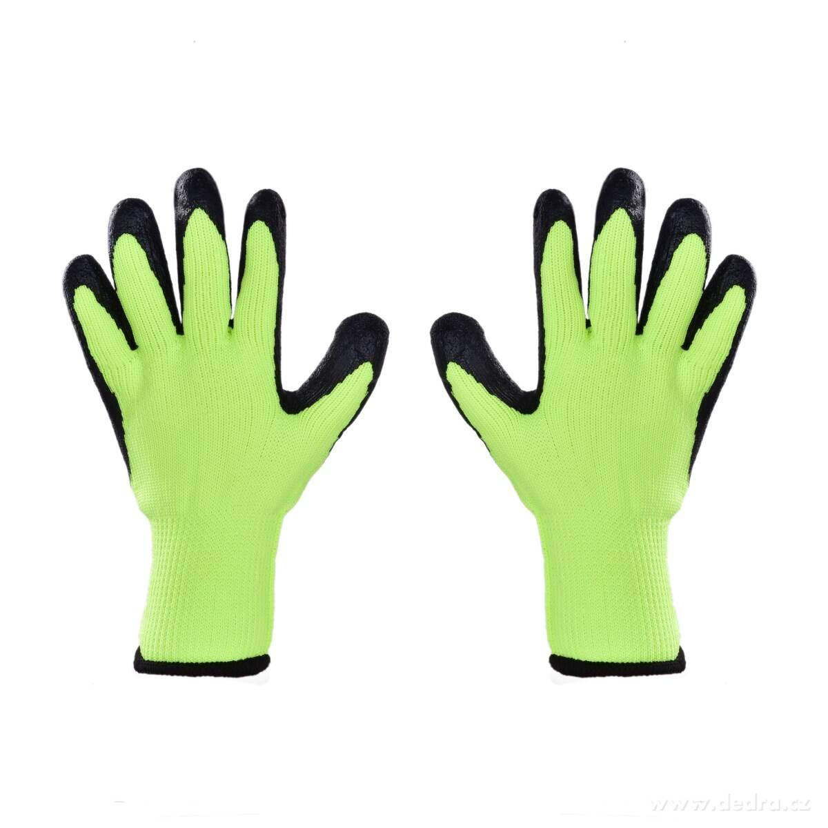 dámské pracovní rukavice